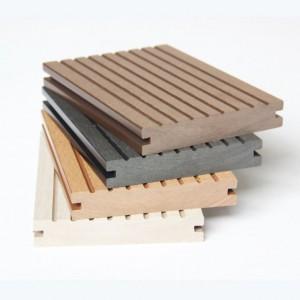 Wood Plastic Swimming Pool Deck