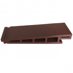 WPC panel for ceiling or roof