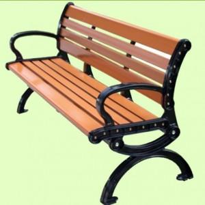 Massive Selection for Pvc Gypsum Board Manufacturers - Garden Bench Cast Iron Ourdoor Bench Park Bench – BOFAN