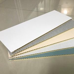 PVC odi paneli ni free-ara DIY