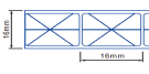 Multi-wall polycarbonate sheet 113