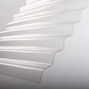 wave polycarbonate