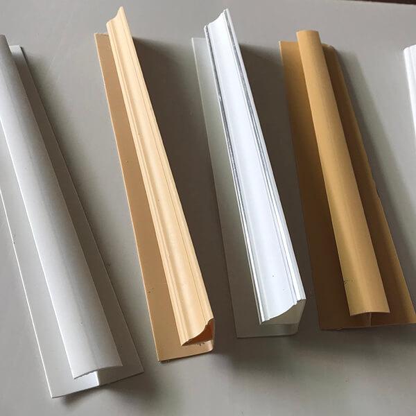 PVC profiles & clips   1