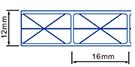 Multi-wall polycarbonate sheet 112